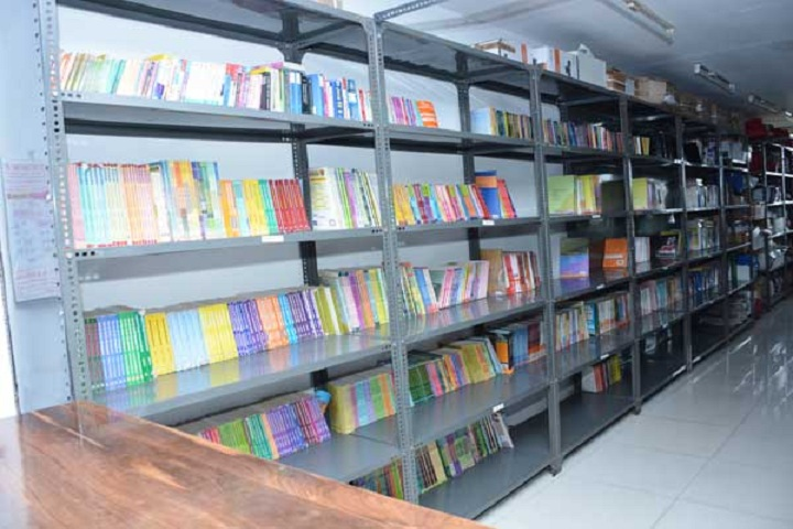 Royal International School-Library