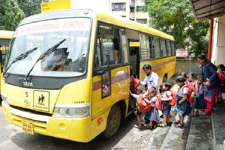 Royal International School-Transport
