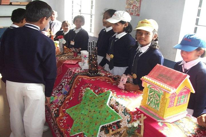 Royal Public School-Art Exhibition