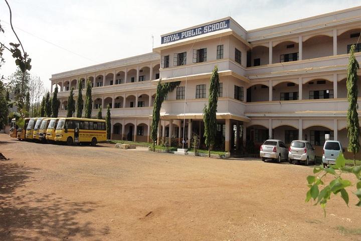 Royal Public School-Campus View