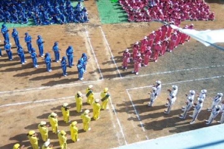 Royal Public School-Sports Day