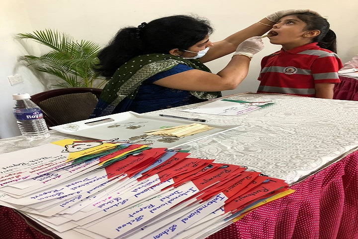 Rustomjie International School-Health Checkup