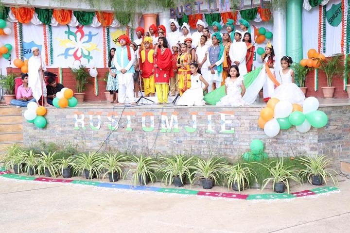 Rustomjie International School-Republic Day Celebrations