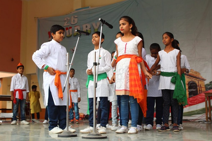 Sacred Heart Academy-Events republic day programme