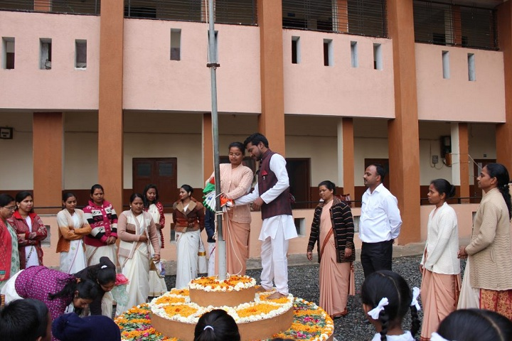 Sacred Heart Academy-Events republic day