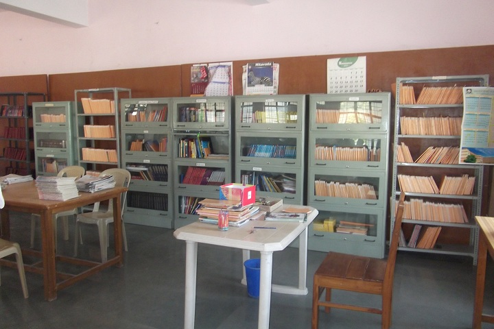 Sacred Heart Academy-Library