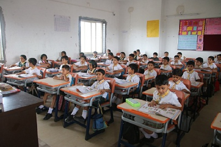 Sai Angels International School-Classroom