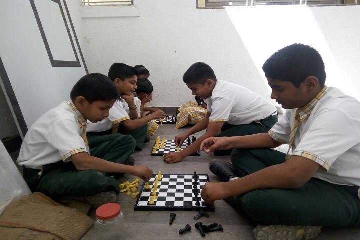Sai Angels International School-Indoor games