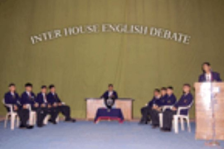 Sainik School-Auditorium