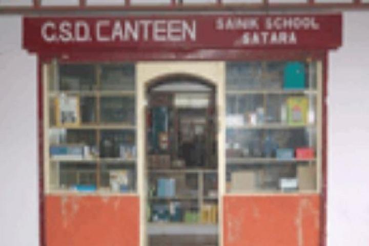 Sainik School-Cafeteria