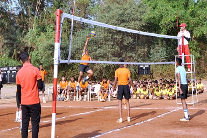 Sainik School-Sports
