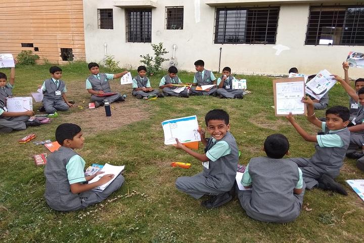Samata International School-Art and Craft