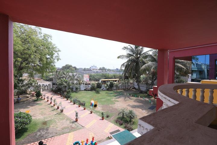 Samata International School-Campus View