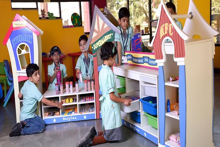 Samata International School-Exhibition