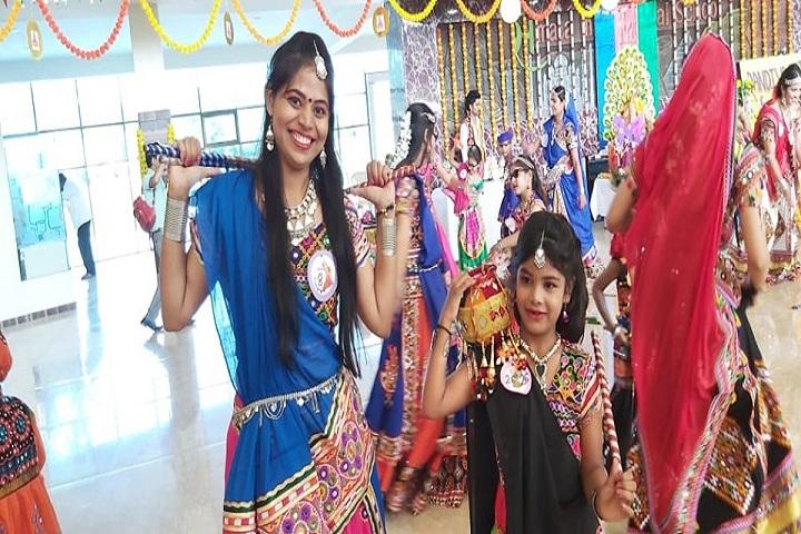Samata International School-Festival Celebration
