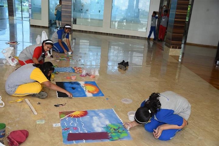 Samata International School-Painting Competition
