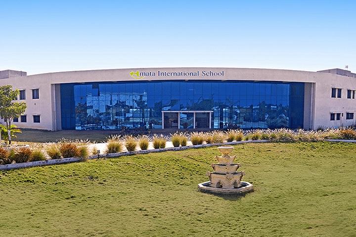 Samata International School-School Building