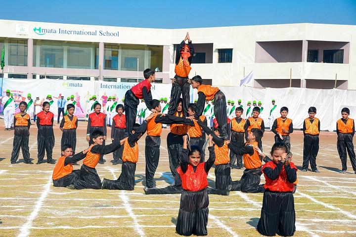 Samata International School-Sports Day