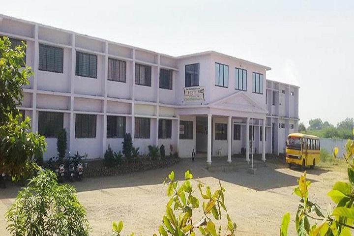Sana International School-Campus View