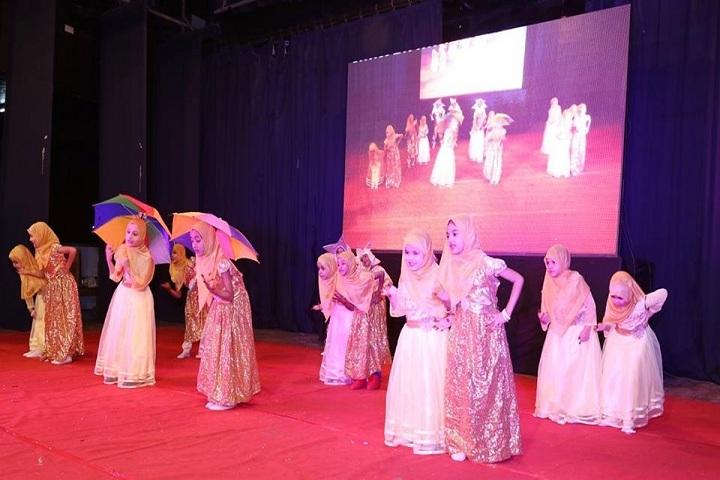 Sana International School-Group Dance