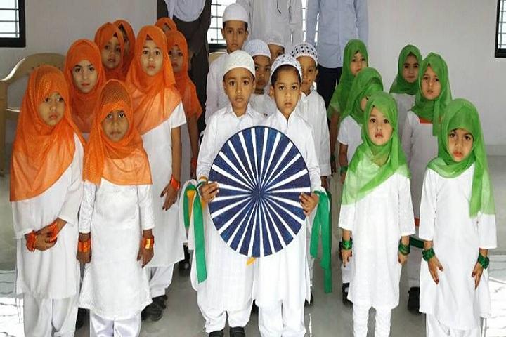 Sana International School-Independence day