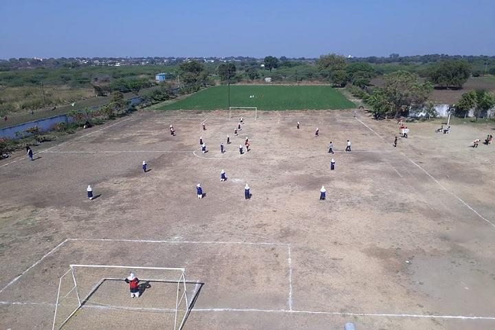 Sana International School-Play Ground