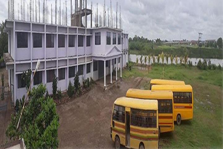 Sana International School-School Building