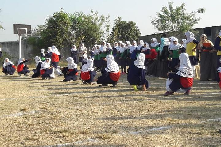 Sana International School-Sports