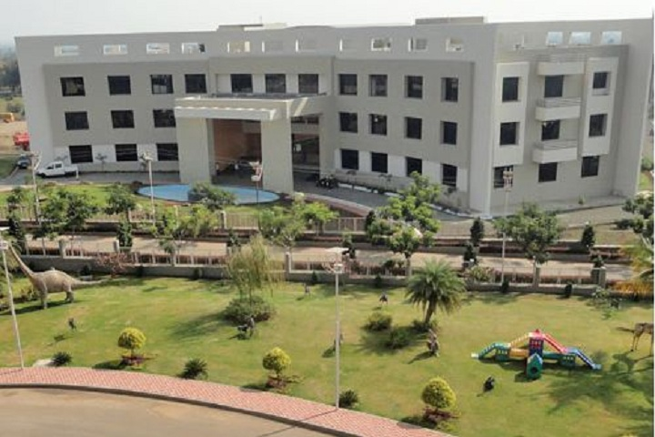 Sanjay Ghodawat International School-Campus View