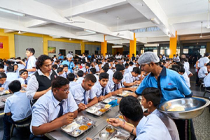 Sanjay Ghodawat International School-Canteen