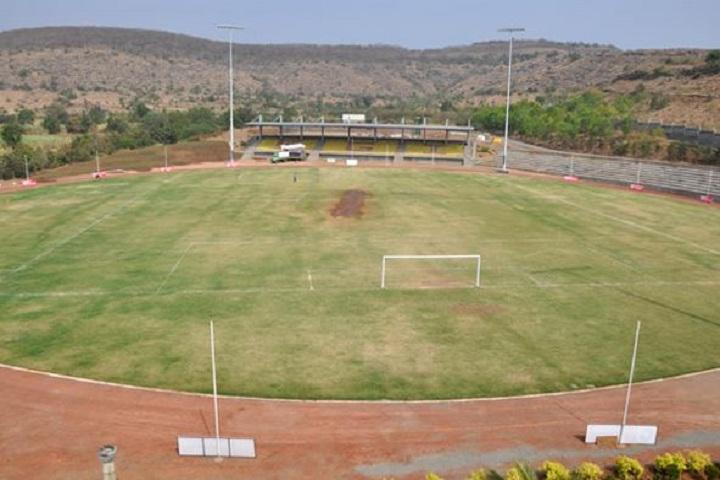 Sanjay Ghodawat International School-Play Ground