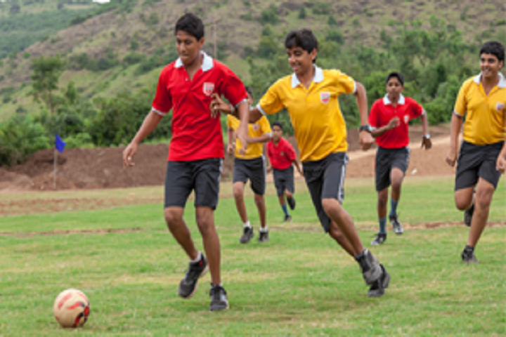 Sanjay Ghodawat International School-Sports