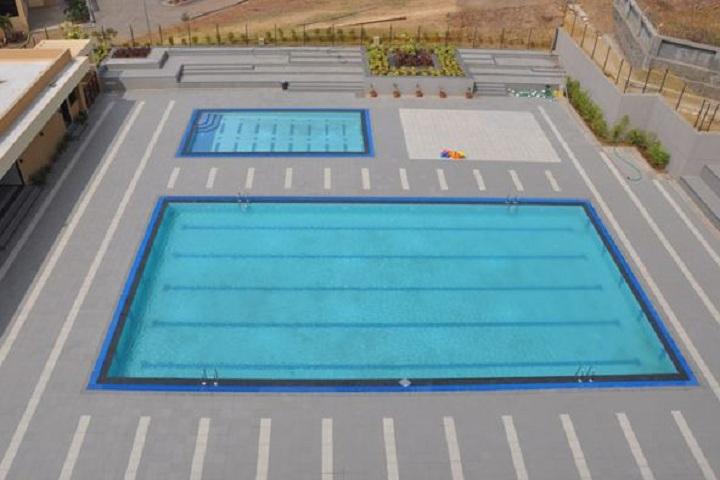 Sanjay Ghodawat International School-Swimming Pool