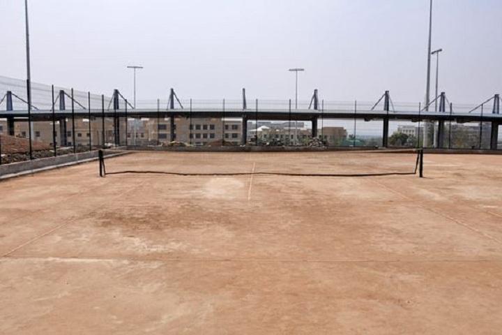 Sanjay Ghodawat International School-Tennis Court
