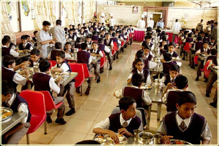 Sanjeevan Public School-canteen