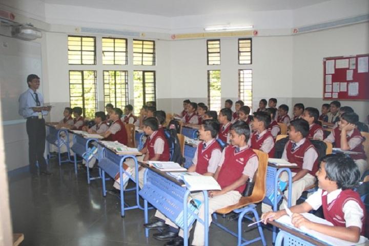 Sanjeevan Public School-classroom