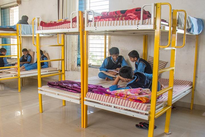Sanjeevan Public School-hostel rooms
