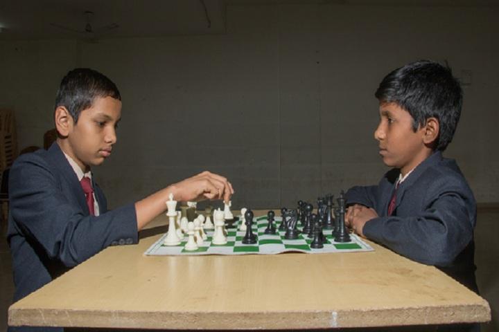 Sanjeevan Public School-indoor games