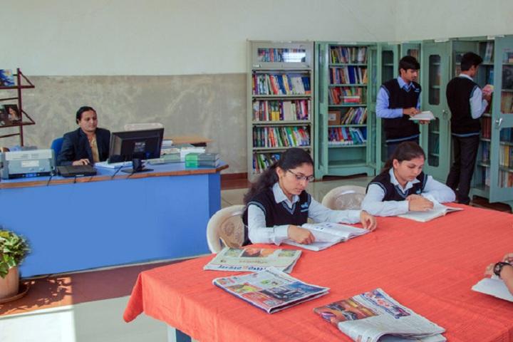 Sanjeevan Public School-library