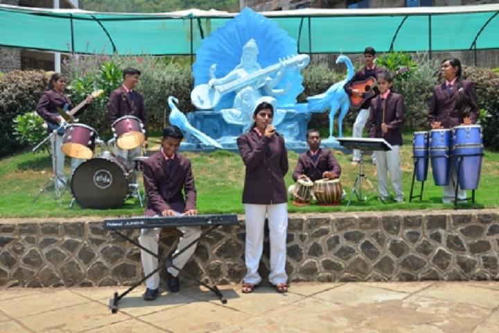 Sanjeevan Public School-music