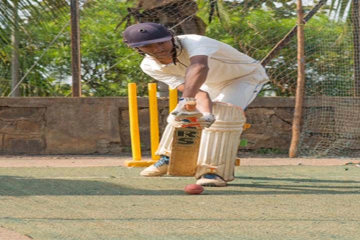 Sanjeevan Public School-outdoor games