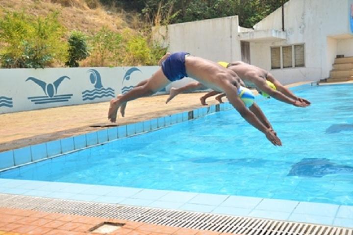 Sanjeevan Public School-swimming pool