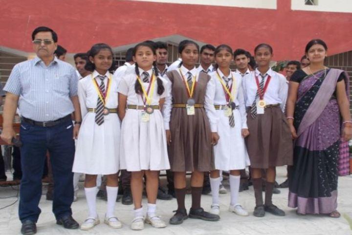DAV Public School-Students