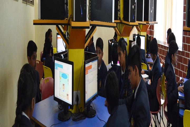 Sanjeewan Vidyalaya-Computer lab