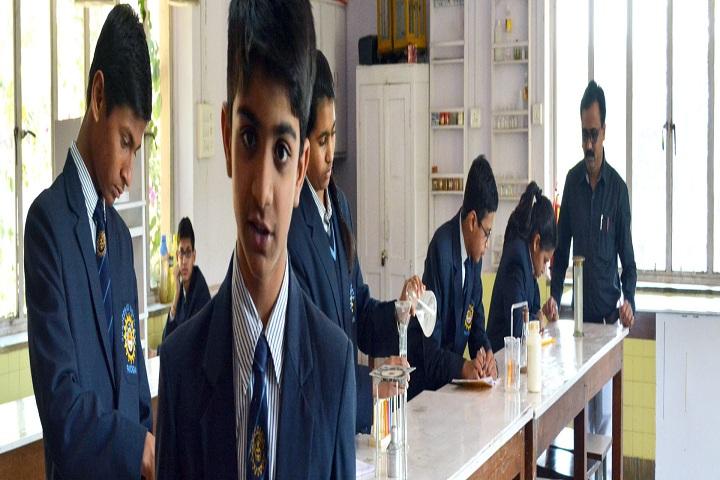 Sanjeewan Vidyalaya-Science lab