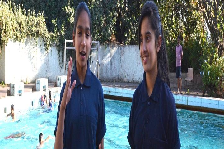 Sanjeewan Vidyalaya-Swimming pool