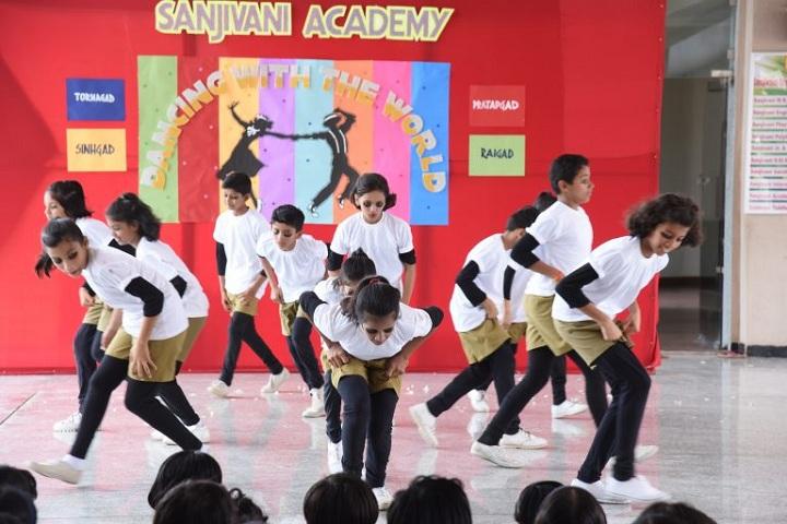 Sanjivani Academy-Dance Room