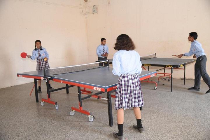 Sanjivani Academy-indoor games