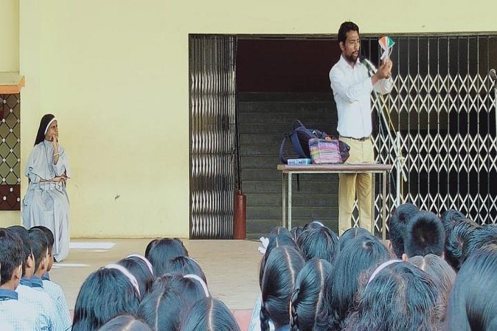 Sanjo Convent School-Art and Craft