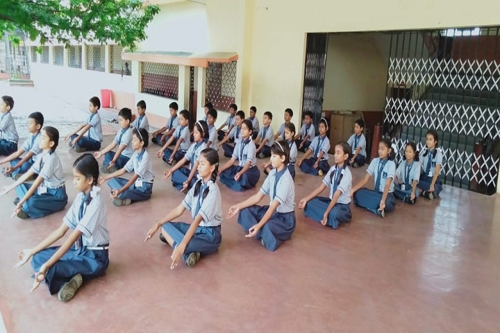 Sanjo Convent School-Yoga